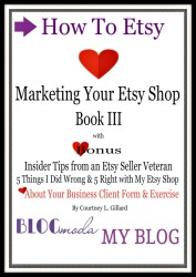 etsy business startup