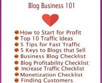 Business Blog 101 EBook